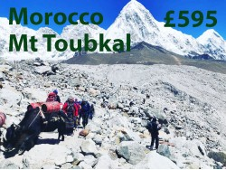 Marrakesh and Mt Toubkal