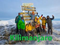 Kilimanjaro Machame 6 Day Climb