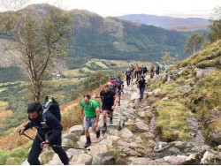 National 3 Peaks Challenge over 3 Days