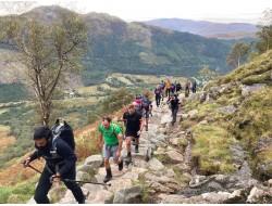National 3 Peaks Challenge over 3 Days
