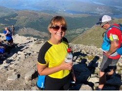 Singles Only National 3 Peaks Challenge in 24 Hours